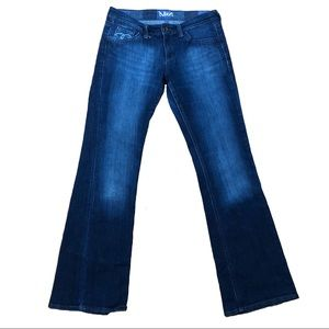 MAVI Zoe Bootcut Dark Wash Jeans